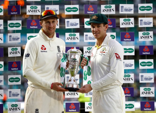 England squared the Ashes series at 2-2 after beating Australia in the final Test