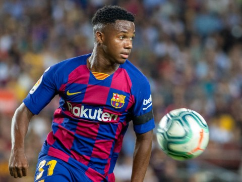 Barcelona wonderkid Ansu Fati set for whopping signing bonus in new contract