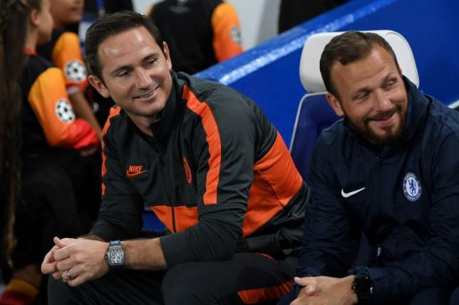 Frank Lampard was happy with Jurgen Klopp's praise