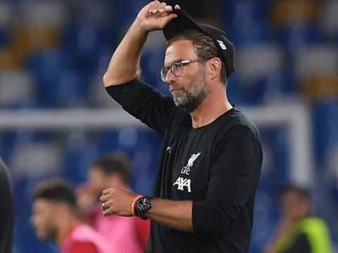Liverpool boss Jurgen Klopp not worried about losing Virgil van Dijk to injury