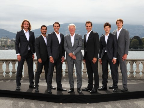 What channel is the Laver Cup on – how to watch the tennis games and what is the schedule?