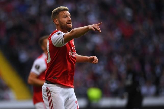 Shkodran Mustafi reveals what Unai Emery told him in showdown talks over Arsenal future