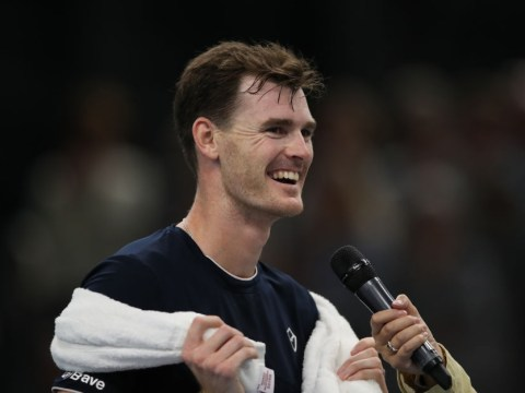 Jamie Murray wows British tennis chiefs behind the scenes at the Murray Trophy