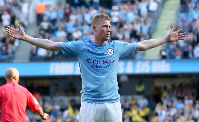 Man City Ace Kevin De Bruyne Backed To Break Thierry Henry