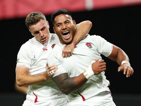Manu Tuilagi inspires England World Cup win over Tonga