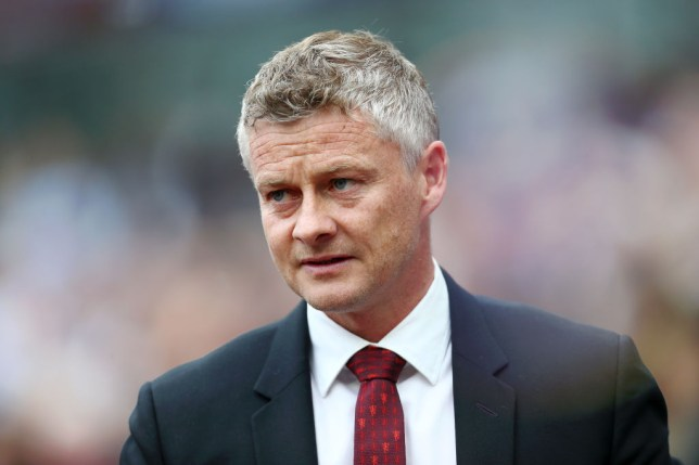 Ole Gunnar Solskjaer is keen for Manchester United to sign a new striker