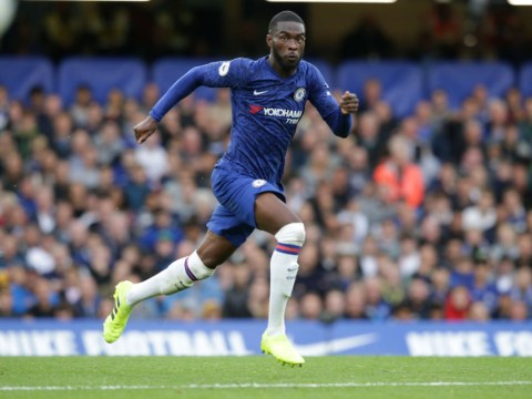 Chelsea boss Frank Lampard reserves special praise for Fikayo Tomori after Liverpool defeat