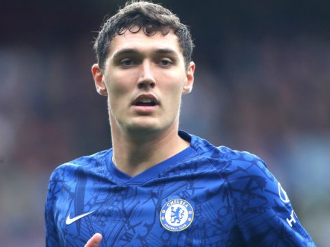 Chelsea duo Andreas Christensen and Olivier Giroud fit for Brighton game