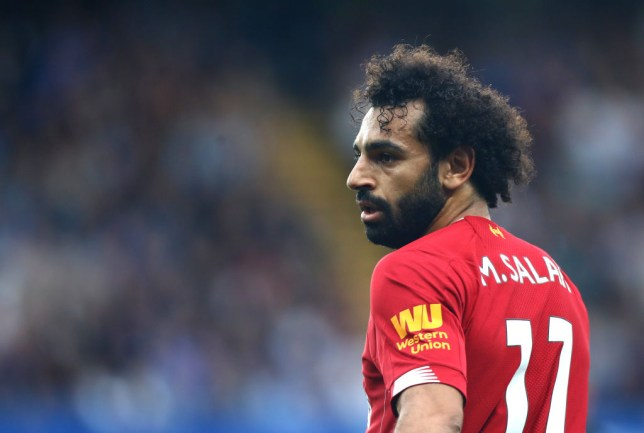 Jose Mourinho criticises Mohamed Salah's effort levels and says Liverpool were 'lucky'
