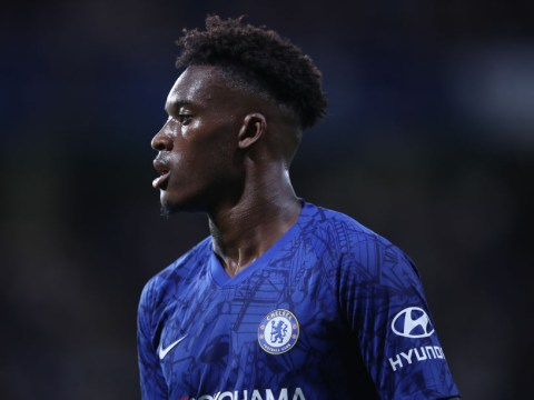 Frank Lampard tells Callum Hudson-Odoi to model himself on 'incredible' Raheem Sterling