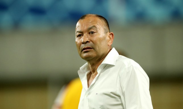 Eddie Jones can hardly complain about England's performances at the Rugby World Cup so far