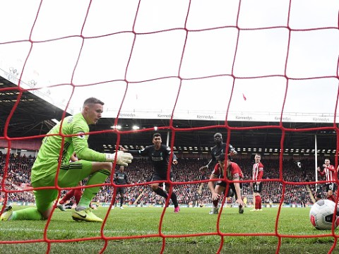 Chris Wilder fires warning at Man Utd loanee Dean Henderson after Liverpool howler costs Sheffield United
