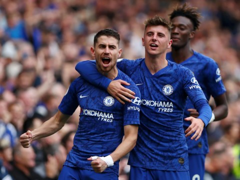 Frank Lampard confirms Jorginho has replaced Ross Barkley as Chelsea penalty taker