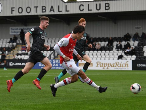 Hector Bellerin produces exquisite assist for Arsenal U23s to stake claim for start against Manchester United