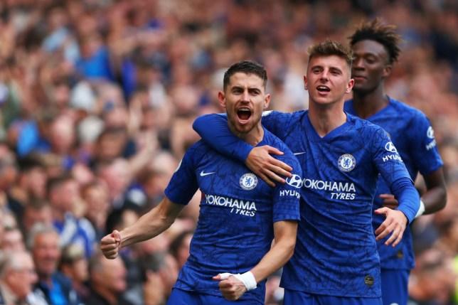 Jorginho impressed Arsenal legend Paul Merson as Chelsea beat Brighton