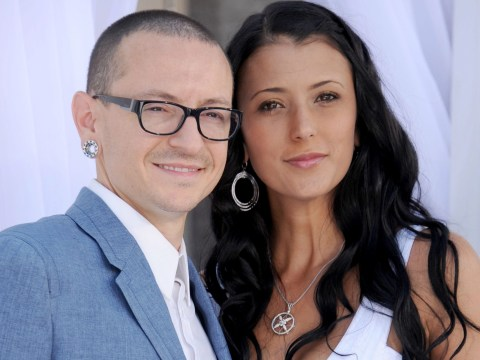 Chester Bennington's widow Talinda engaged to firefighter two years after Linkin Park star's suicide