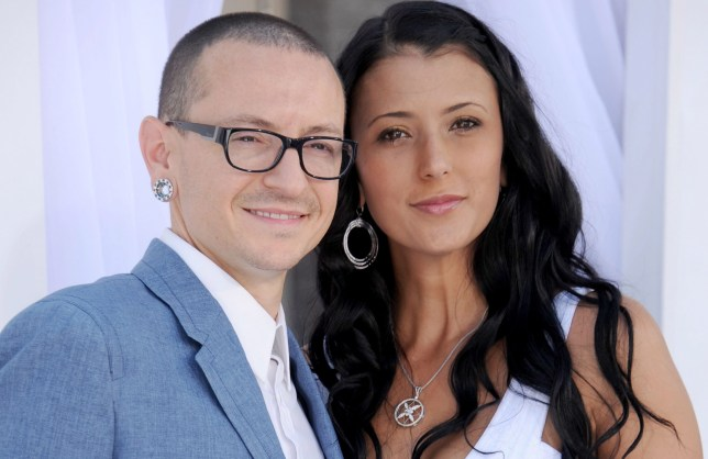 Chester Bennington Wife Talinda Engaged Two Years After