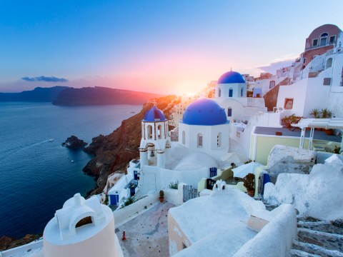 Get paid to go on a luxury holiday to Greece with a mate
