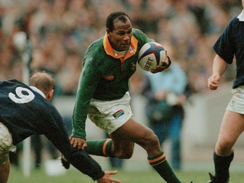 South African rugby legend Chester Williams dies aged 49