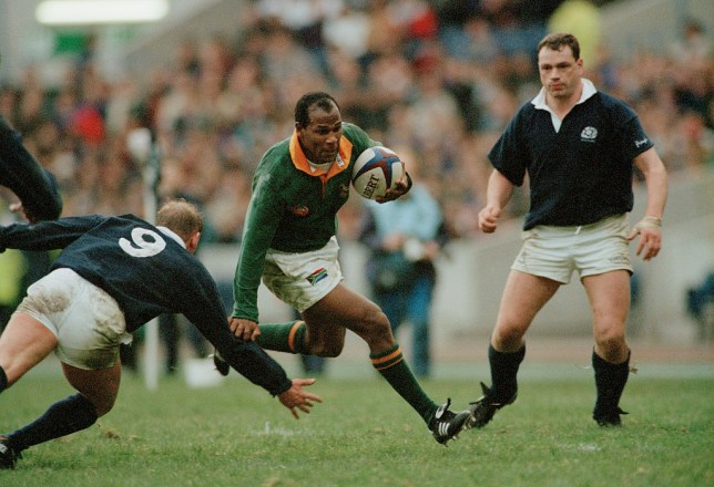 South African Rugby World Cup winner Chester Williams has died aged 49