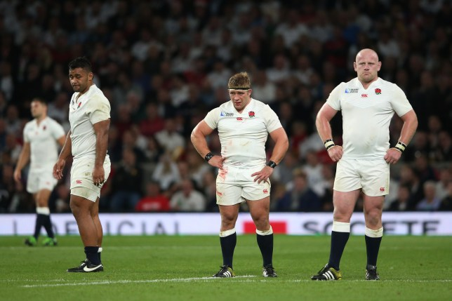 England failed to get beyond the pool stages of the Rugby World Cup four years ago
