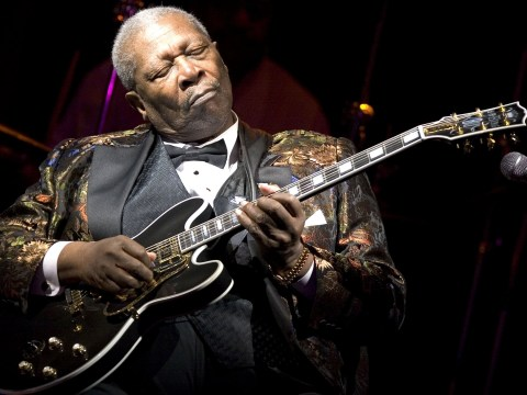 What does BB King stand for and what are his biggest songs?