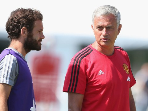 Juan Mata reveals how his friends and family reacted to Jose Mourinho joining Manchester United