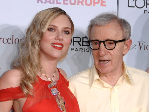 Scarlett Johansson 'believes' Woody Allen and would work with him again despite abuse claims