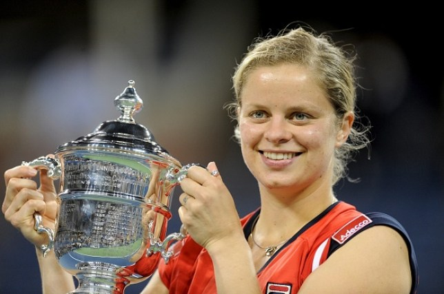 Kim Clijsters won the most recent of her eight grand slam titles in 2011