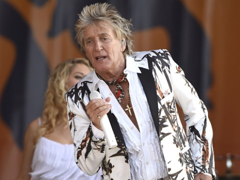Rod Stewart in remission after secretly fighting prostate cancer for three years: 'The good Lord looked after me'