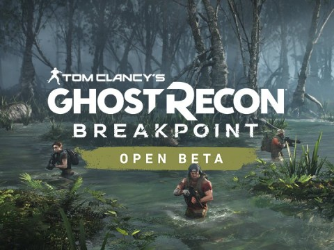 Ghost Recon: Breakpoint open beta starts next week on consoles and PC
