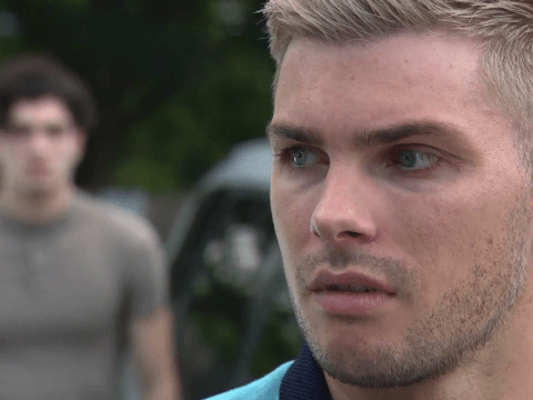 Hollyoaks spoilers: Ste Hay tries to escape the far right group tonight