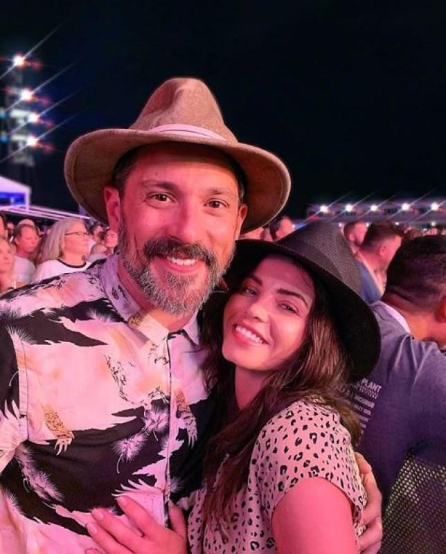 Jenna Dewan and Steve Kazee