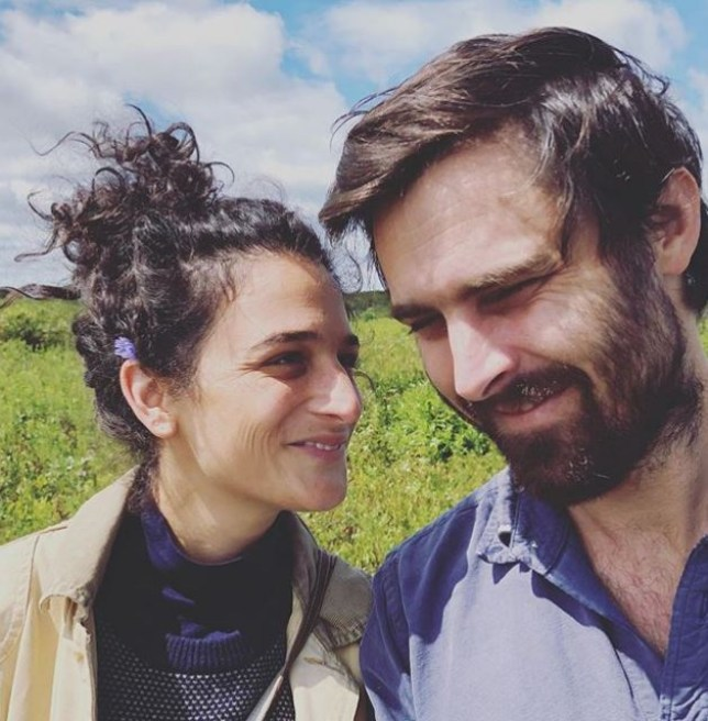Jenny Slate and Ben Shattuck