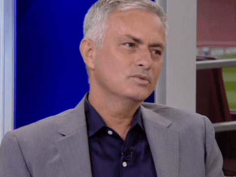 Jose Mourinho predicts two-horse Premier League title race between Liverpool and Manchester City