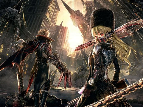 Code Vein review – it's an anime version of Dark Souls