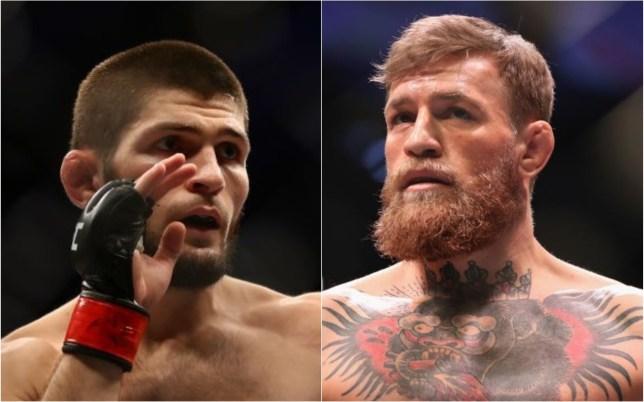 Conor McGregor has challenged Khabib Nurmagomedov to a rematch after UFC 242