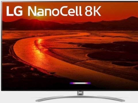 Samsung 8K TVs aren't actually 8K says LG
