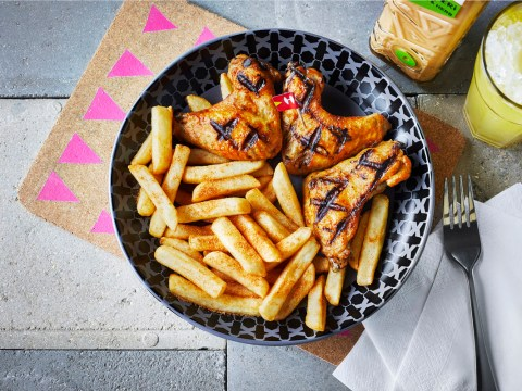 Nando's is testing out a cheaper menu for your lunch break
