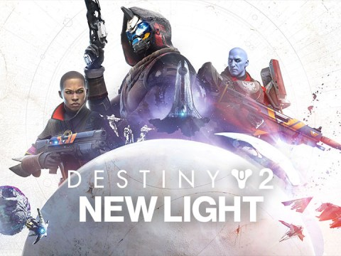 Destiny 2: New Light, free, release date, Steam, content and all you need to know