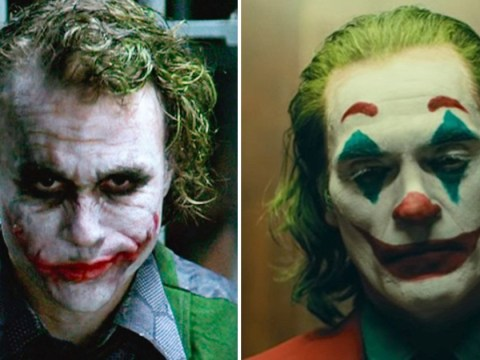 Good luck to Joaquin Phoenix – Heath Ledger's Joker is going to be hard to top