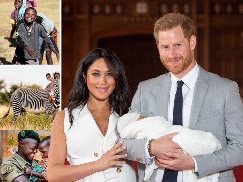 Prince Harry 'can't wait' for baby Archie to see Africa on official family tour