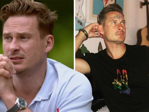 Lee Ryan still struggles with booze as he labels himself a 'good alcoholic'