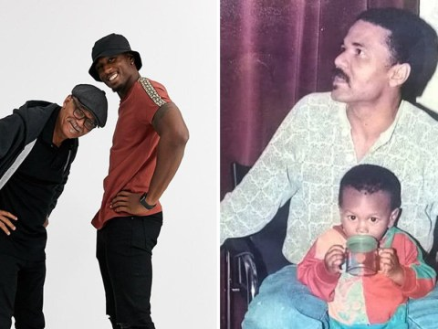 Love Island's Ovie Soko and dad Raymond are both Asos models now as fans fall in love twice