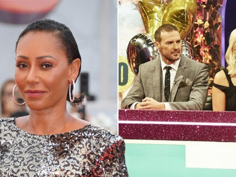 Mel B joins Celebrity Juice as team captain as Paddy McGuinness leaves over 'scheduling conflicts'