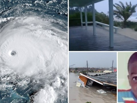Boy, 7, dies as 'monster' Hurricane Dorian smashes into Bahamas with 220mph winds