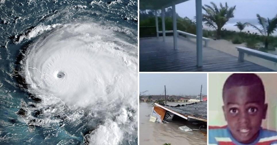 Hurricane Dorian: 1.5 million evacuated as life threatening hurricane hits Bahamas