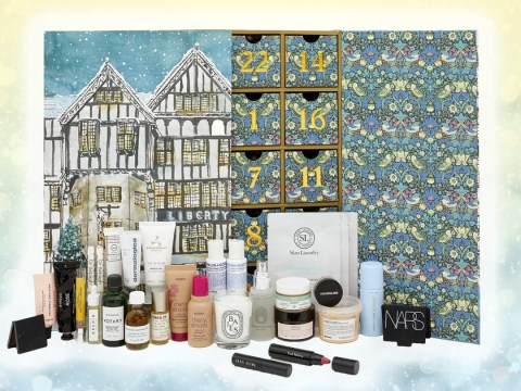 Liberty's launches its luxury beauty advent calendar and it's even bigger this year