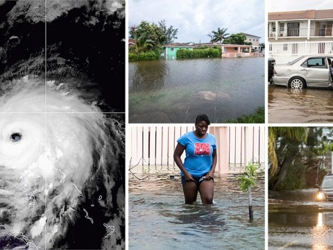 Five dead and 13,000 houses destroyed as Hurricane Dorian batters Bahamas
