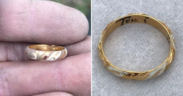 Shakespeare's ring